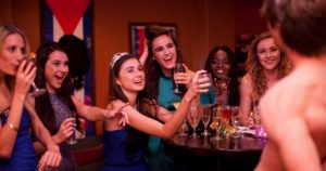 Hens night packages Gold Coast