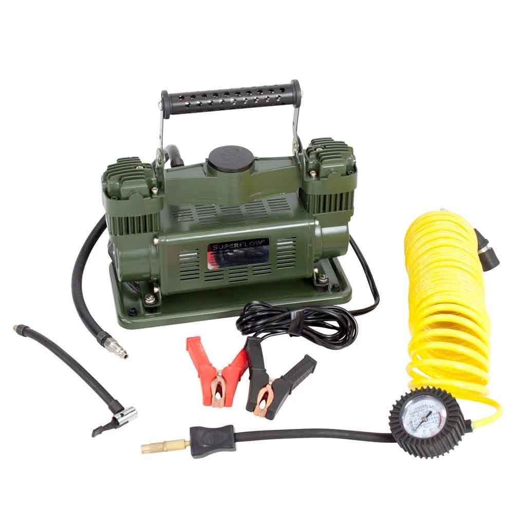 How do you use a Tire Inflator?